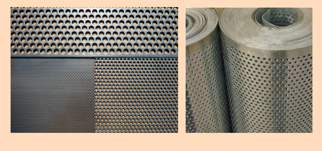 Highlight: Perforated Cold-Rolled Iron sheet for industrial application